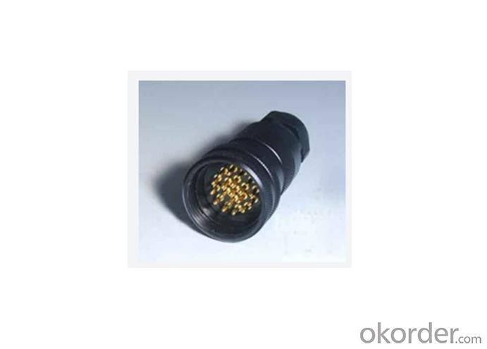 19 Pin Stage Lighting Male Connector
