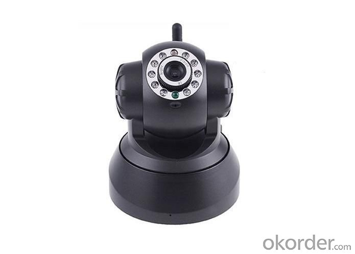 WPA Wireless Wi-Fi Internet Dual Audio IP Camera Webcam