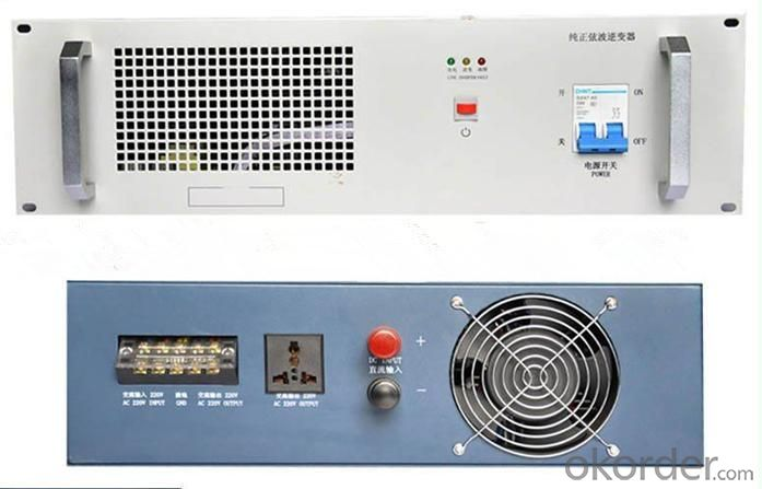 Pure Sine Power Converter with Charger DP2000-5