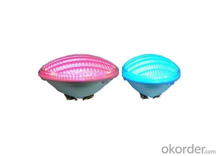 20W Par56 RGB LED Swimming Pool Lights, 12v, Factory Price