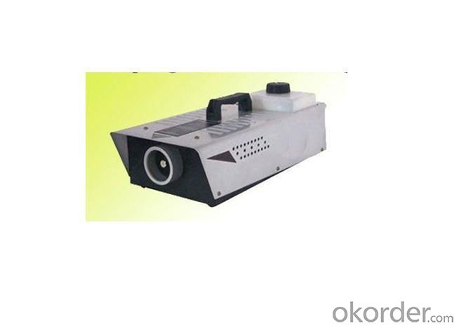3000W Big Power Remote Fog Machine