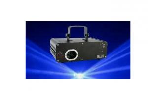 300mw Single Blue Motor Stage Laser Lighting Show
