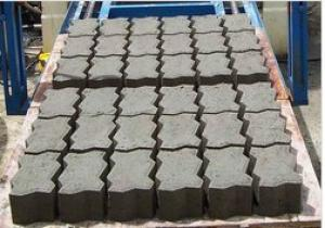 YP5-20 Interlock Brick Block Machine With High Pressure