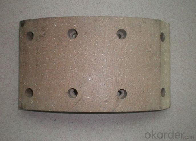 Automobiles Brake Shoe Lining 47441-1180