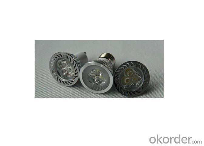 2012 Big Discount Indoor Led Spotlight