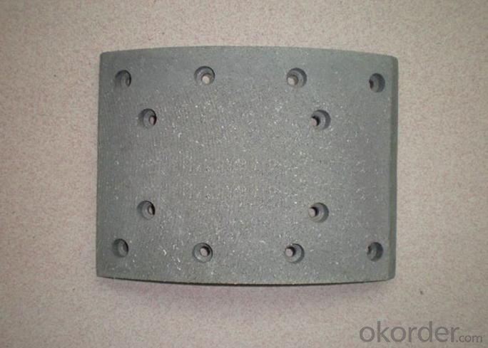 Asbestos Brake Shoe Lining 47441 6670