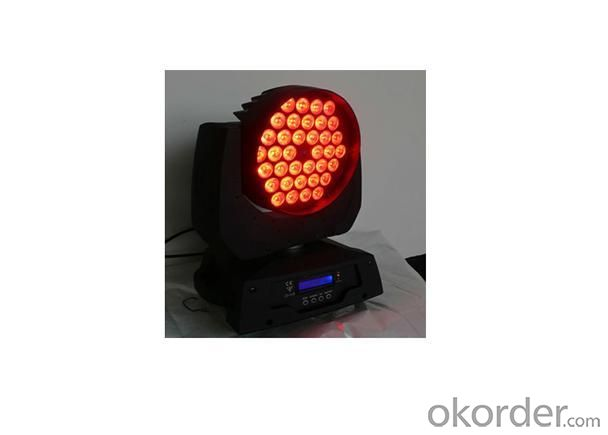 36X10W 4in1 Quad-Color LED Moving Head /Stage Lighting
