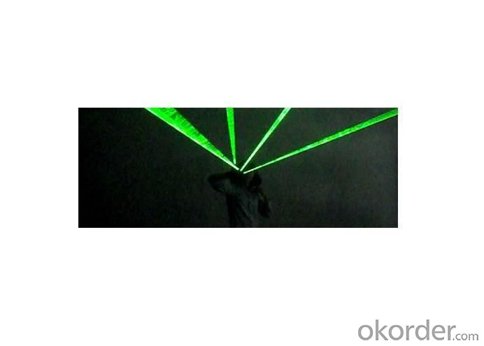 Stage Dj Green Laser Glove For Dancing