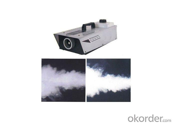3000W Big Power Remote Fog Machine /Smoke Machine