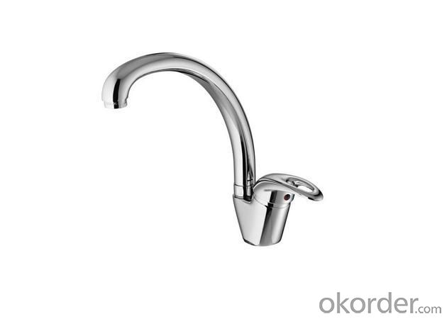 Deck-mounted Kitchen Sink Faucet 9112