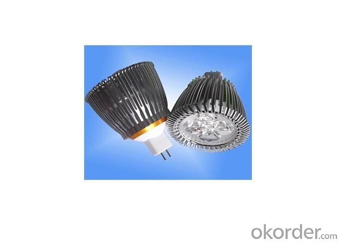 5W LED GU10 LED Spot Light 500LM