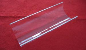ARC Clear Quartz Glass Plate