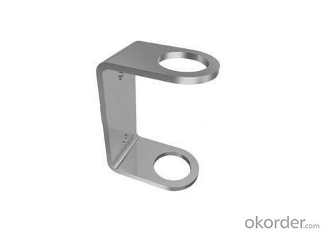 Mounted Stair Handrail Bracket