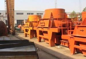 Manufactured Sand Maker Equipment PCL-1250