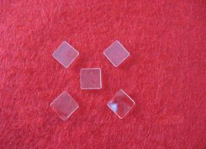 Clear Quartz Glass Plate
