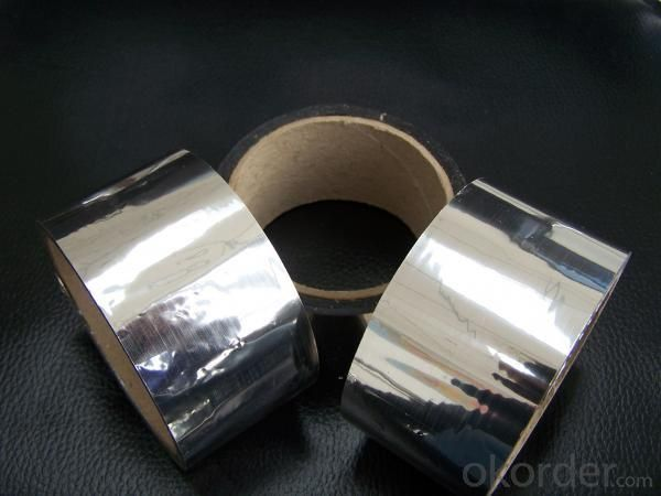 Hand Carton Sealer Metallized Tape Brown