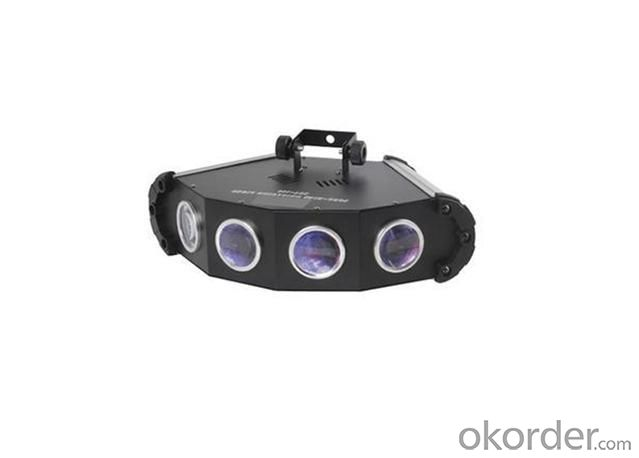 Pro RGBW Quad Eyes LED Moon Flower,ADJ LED Effect Lights,Stage Equipment