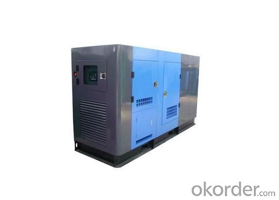 Cummins Sound Proof Generator Set 125KVA/100K Watt with Self Exciting Generator Head