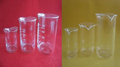 Tall Form Quartz Beaker 10-5000ml