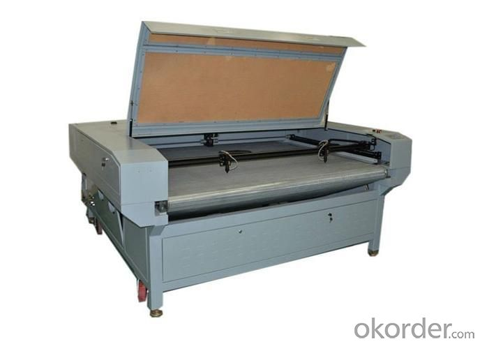 Auto Feeding Leather Laser Cutting Machine SUNY-1810AF