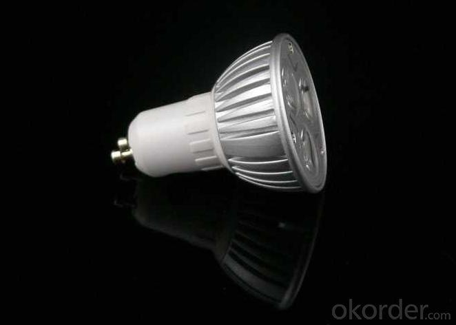 LED Spotlights 3W MR16/GU10/E27