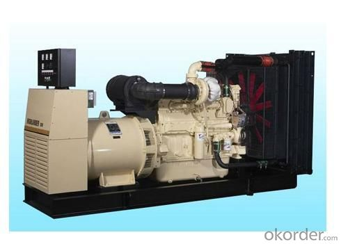 Cummins Series Diesel Generator Set 330K Watt