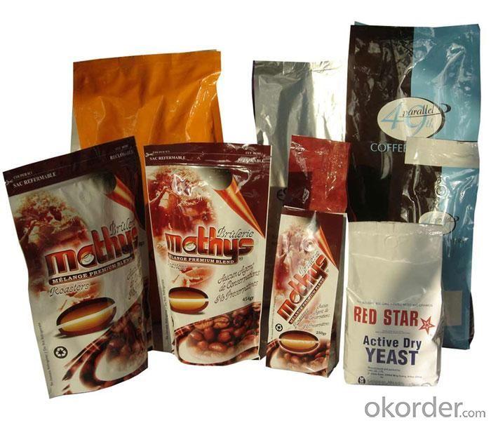 Coffee Packaging Bag