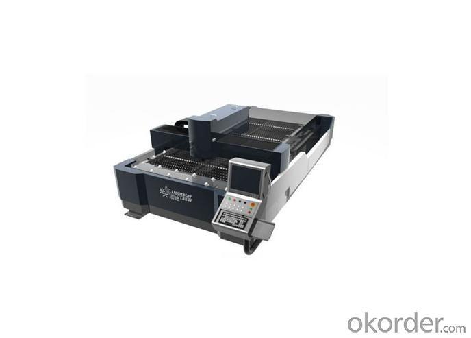 YAG Laser Cutting Machine on Less Than 5mm Metal Materials