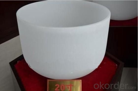 Quartz Crucible for Melting 20
