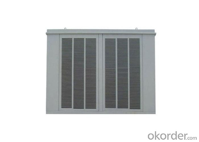 Evaporative Roof Water Air Coolers