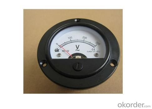 Generator Clock Meter/Round Table