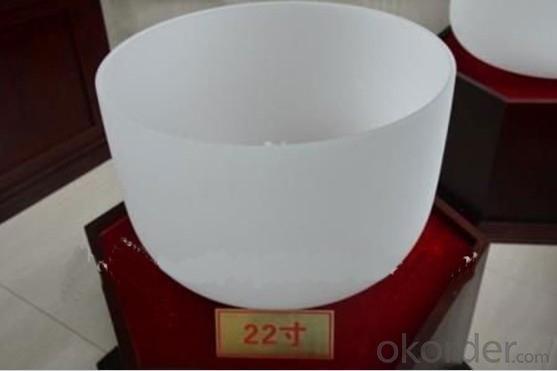 Quartz Crucible for Melting 22
