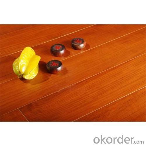 Solid Burma Teak Flooring