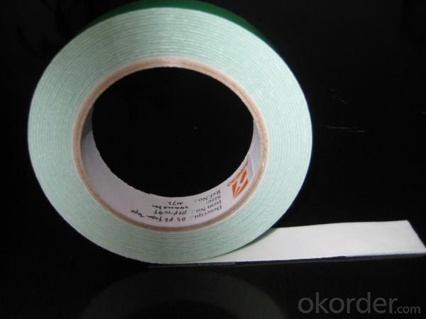 Double Sided PE Foam Tape DSP2-15YM For Industry