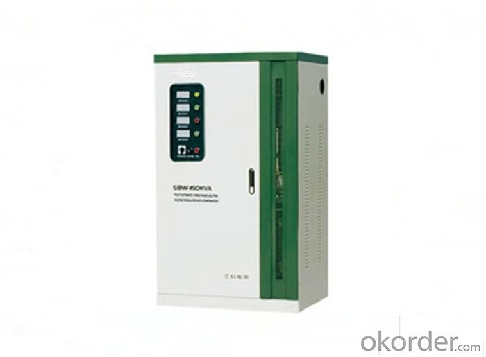 SBW Series Superpower Voltage Regulator