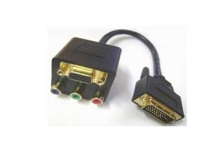 DVI Cable 25 Pin to Male