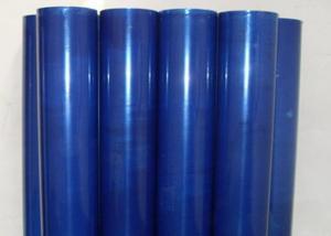 Transparent Blue PE Protective Film W60-50TB