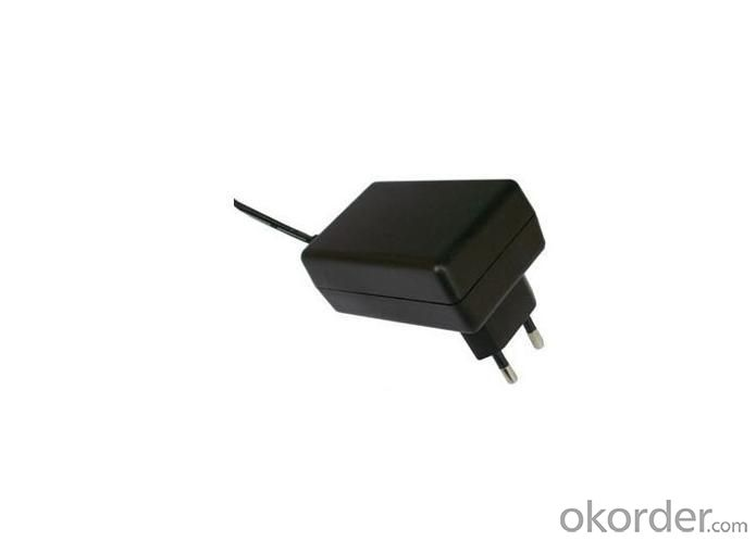 Power Adapter with 12V 2A 24 Watt Max Output