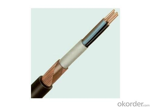 XLPE MV-90 Power Cable