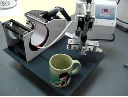 Digital Mug Heat Press Transfer Machine