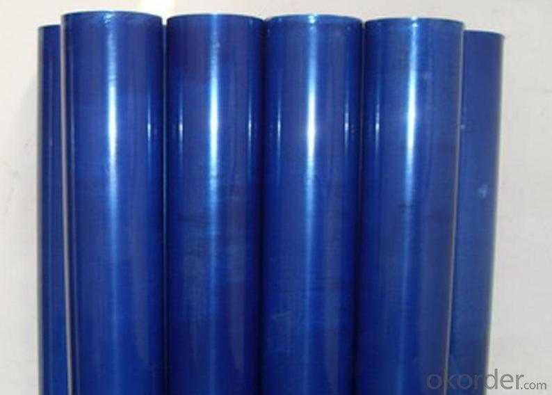 Transparent Blue PE Protective Film S60-50TB