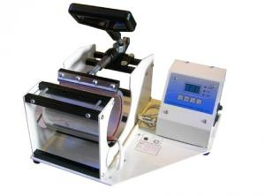 Digital Horizontal Mug Heat Press Machine