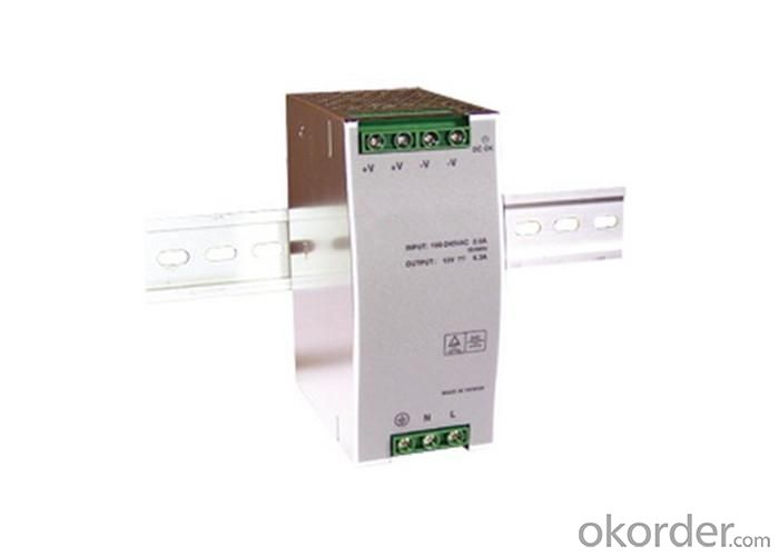 Din Rail Switching Power Supply with PFC 240 Watt