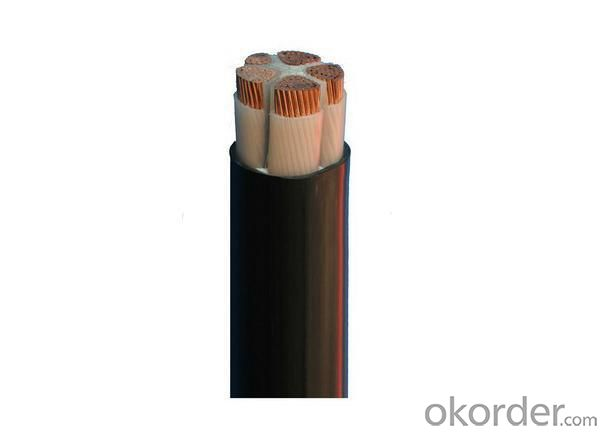 Copper PVC Sheathed XLPE Power Cable