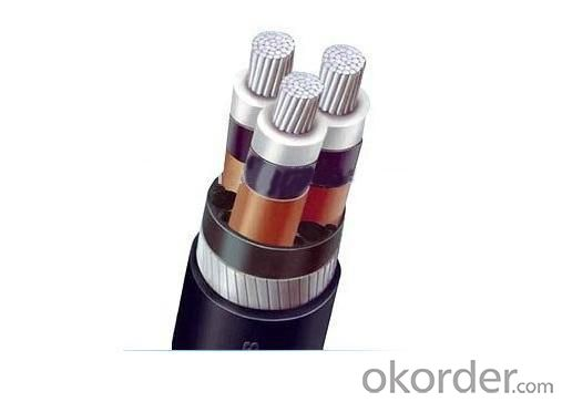 XLPE Armoured Aluminium Cable 300mm2 11KV