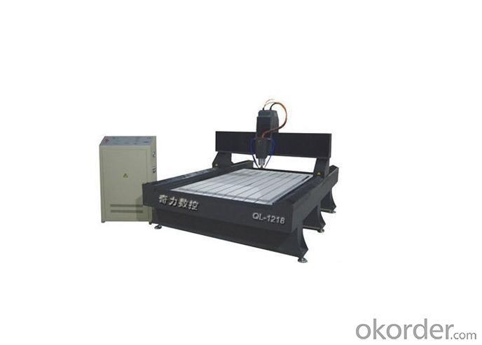 Heavy-Duty Marble Cutting Machine/CNC Router QL-1218