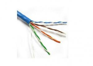 Cat5e UTP/FTP/SFIP Lan Network Cable with 4 Pairs CU/CCA