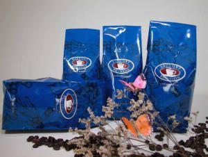 Plastic Tea Bag Side Gusset