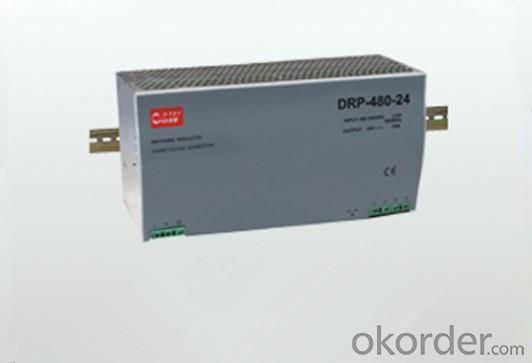 Din Rail Power Supply DRP-240/480
