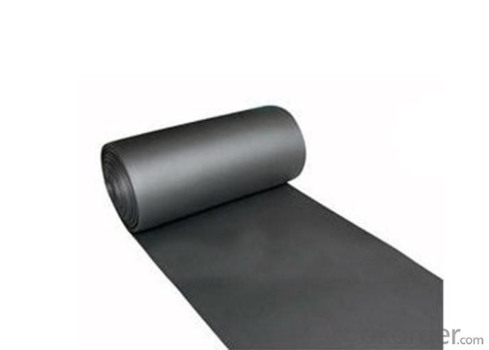 Rubber Foam Plastic Thermal Insulation Sheet